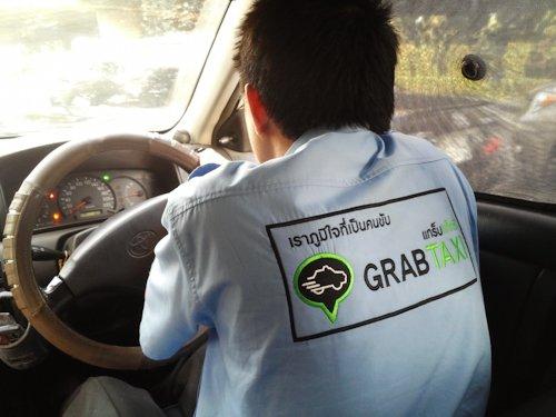 grab taxi bangkok