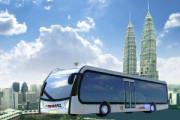 malaysia electric bus
