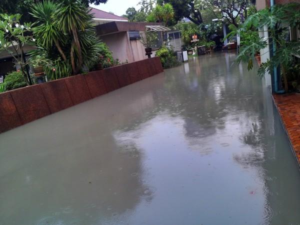 сезон дождей таиланд