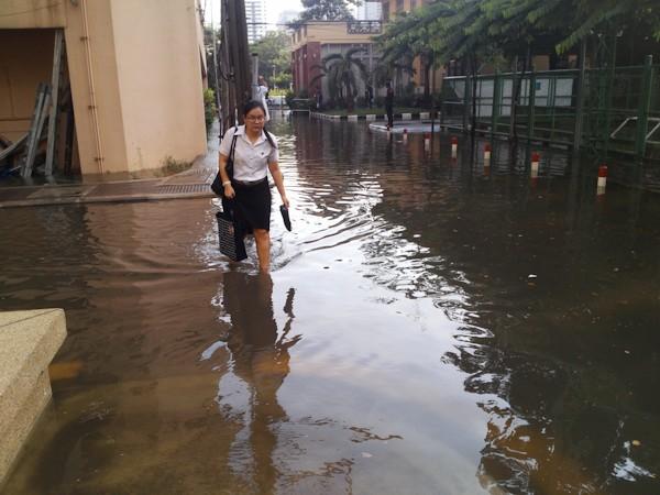 сезон дождей фото тайланд
