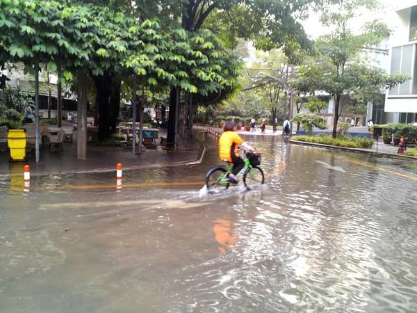 наводнение фото