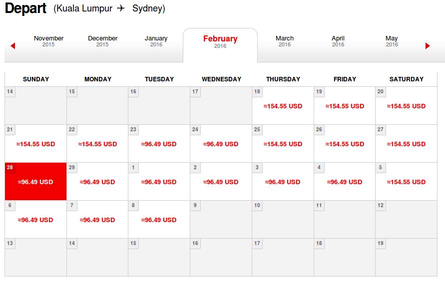 билеты в Сидней