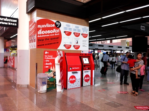airasia counter