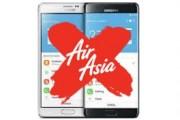 Samsung Galaxy airasia