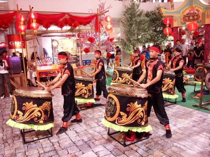 chinese drums,китайские барабаны