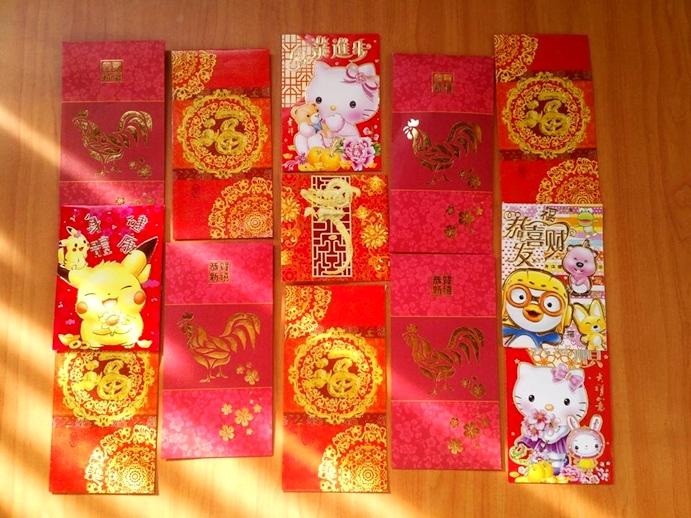 chinese new year money, китайский новый год деньги