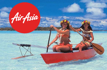 airasia hawaii гавайи