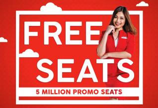 Распродажа AirAsia НОЛЬ (билеты за аэропортовые сборы)