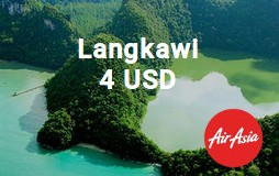 Билеты AirAsia за ноль 2019