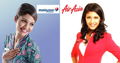 Malaysian Airlines AirAsia
