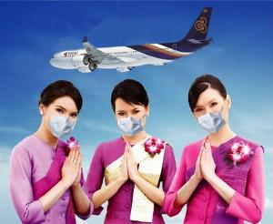 Thai Airways MERS