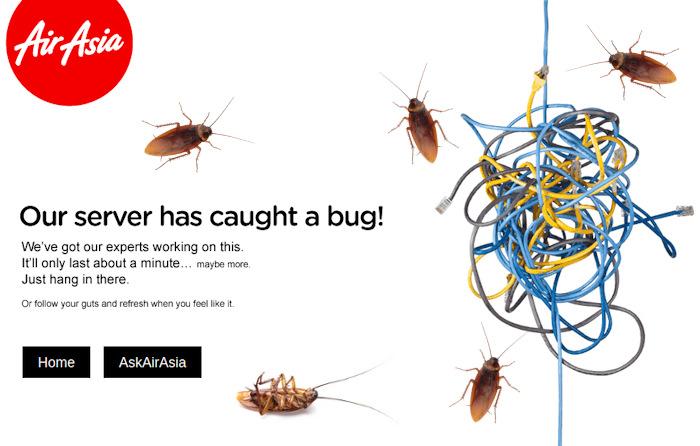airasia bug