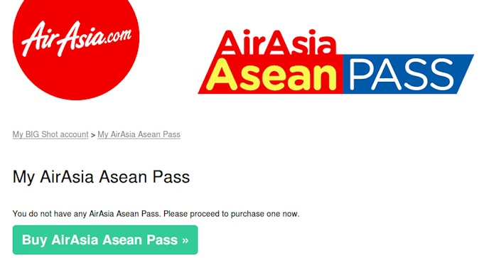 airasia pass