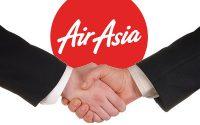 слияние airasia